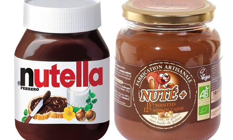 Nutella Nuté+