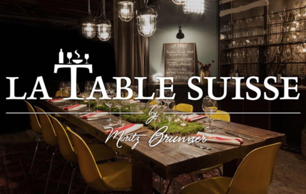 La table suisse